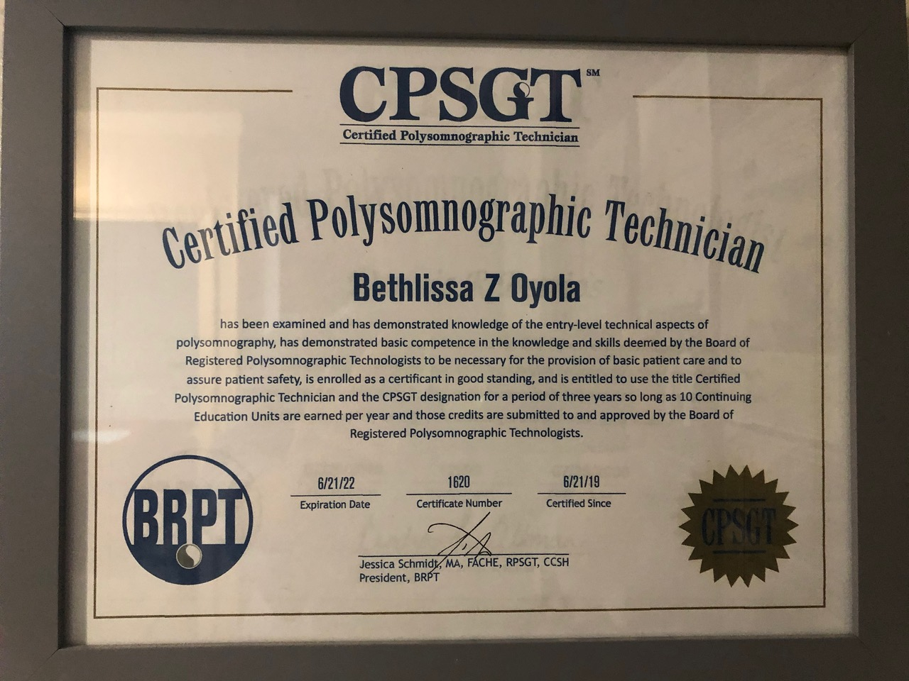certified_polysonmonography
